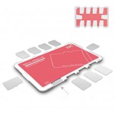WonderFoto 10 Slots Micro SD Card SD Memory Card Storage