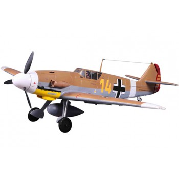 1400MM BF109-F Brown PNP