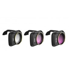 Sunnylife Lens Filter for DJI MAVIC MINI 3pcs Filter Set (CPL, ND8, ND16)