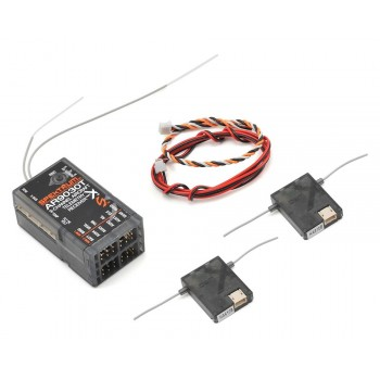 9-Channel Air Integrated Telemetry Receiver SPMAR9030T
