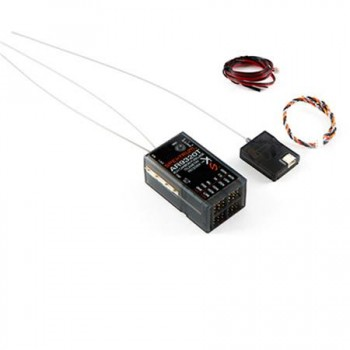 9-Channel Carbon Fuse Telemetry Receiver (SPMAR9320T)