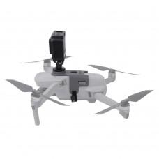 SDSHobby Multifunctional Holder Sports Camera Fill Light Bracket for Mavic Air 2 Drone for POCKET 2 GoPro Insta360 ONE X2 Osmo Action