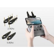 SDSHobby 2Pcs Yagi Antenna 5.8Ghz/2.4 Ghz Drone Remote Controller Signal Booster Range Extender for Mavic Air 2/Mini 2