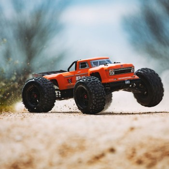 ARRMA 1/8 Outcast 6S 4WD BLX Orange
