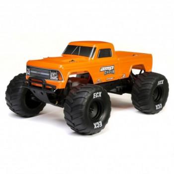ARRMA 1/8 Outcast 6S 4WD BLX Orange