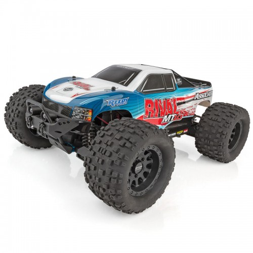 AE 1/10 Rival MT10 4WD Monster Truck Brushless RTR Combo