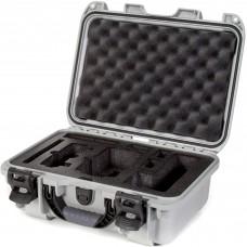 Aluminum Case For Mavic Air Fly More Combo (Silv)