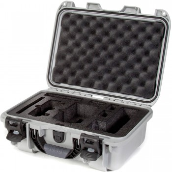 Aluminum Case For Mavic Air Fly More Combo (Silv)