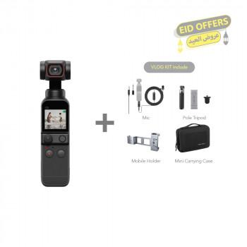 DJI Pocket 2 - OFFER #1 Vlog Kit