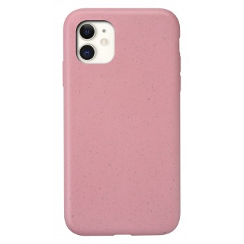 Cellularline Eco Case Become iPhone 11 Pink