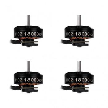 BETAFPV 1102-18000KV Brushless Motors (4Pcs)
