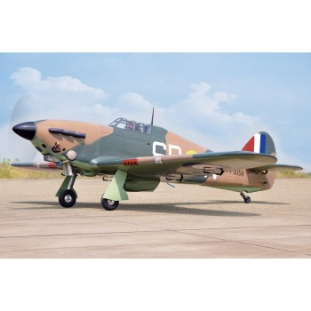 Hawker Hurricane ARTF-50-55CCgas