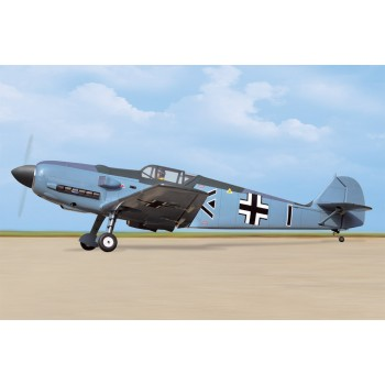 Black Horse Messerscmitt Bf-109E 61-91 BH146