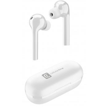 Cellularline Earphones BT TWS Flag Universal White
