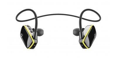 Cellularline Waterproof BT Earphones 4GB Universal Black