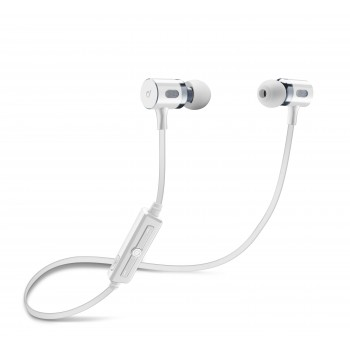 Cellularline Bluetooth Stero Earphones White