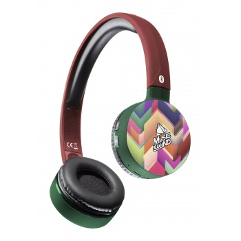 Cellularline Bluetooth Headband With ZigZag
