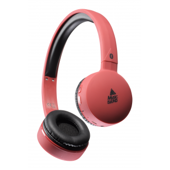 Cellularline Bluetooth Headband With MIC Red
