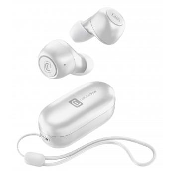 Cellularline Earphones TWS Pick Universal White