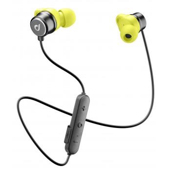Cellularline Earphones Sport Run Universal yellow