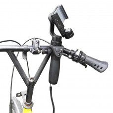 Bicycle Gear Mount Bike Bracket Holder Clamp Handheld Gimba