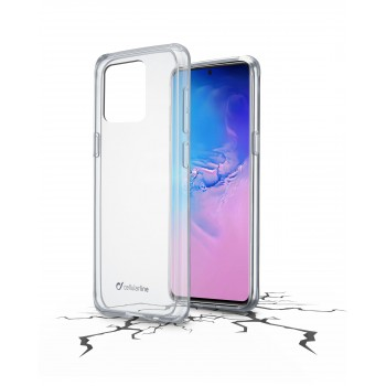 Cellularline Clear Duo Case Galaxy S20 Ultra Transparent