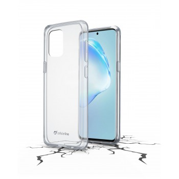 Cellularline Hard Case Clear Duo Galaxy S20+ Transparent