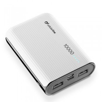 Cellularline Battery Charger EMER. 20000 USB-C White