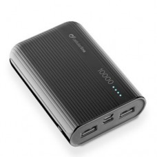 Cellularline Power Bank 10000  mAh - Black