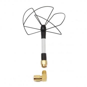 Circular Wireless 2.4Ghz SPW Antenna
