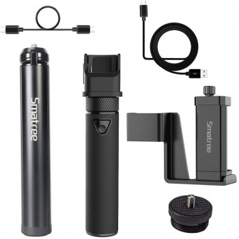 Smatree OSMO Pocket Camera PowerStick Portable Power Bank with OSMOPocket Phone Holder Set Expansion