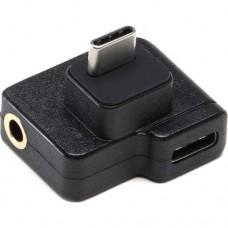 DJI CYNOVA Dual 3.5mm/USB-C Adapter for Osmo Action