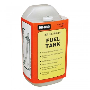 Dubro Fuel Tank 32 OZ
