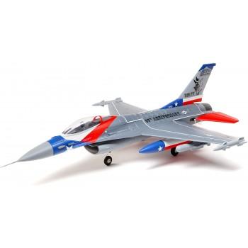 E-flite F-16 Falcon 64mm EDF BNF W/AS3X