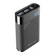 Cellularline Battery Charger EMER 10000 HD QC Black