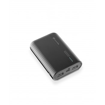 Cellularline Battery Charger EMER. 10000 USB-C Black