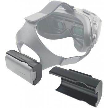 Fasclot Battery Bracket for DJI FPV Goggles V2 Accessory