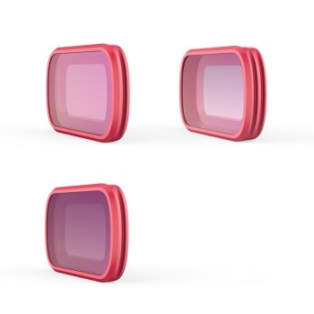 Filter for OSMO Pocket -3pcs Set (Prof) (CPL ND8 ND16) P-18C-012