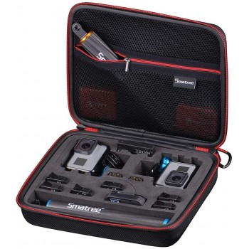 Smatree Carrying Case for DJI OSMO Action Camera and its Accessories(Large Size)