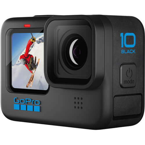 GoPro Hero 10 Action Camera