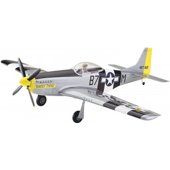 Great Planes P-51D Mustang .40 Size Kit GPMA0175