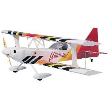 Great Planes Ultimate Biplane .40 Size Kit GPMA0240