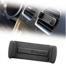 Cellularline Compact Air Vent Car Holder Black