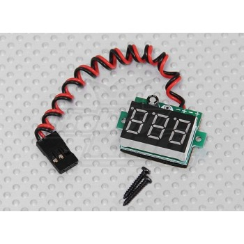 HK LED RX VOLTAGE INDICATOR