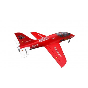 HSDJETS Super Viper Jets Red PNP without Turbine
