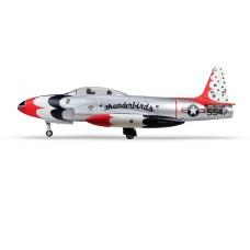 HSDJETS T33 Jets Thunderbirds PNP Without Turbine
