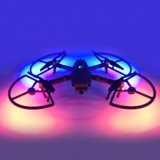 LED Propeller Guards with Landing Gears Stabilizers for Mavic 2 Pro / Zoom