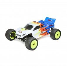 Losi Mini-T 2.0 RTR, Blue/White: 1/18 2wd