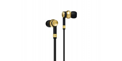 ME05BR In-ear Hphone Brass