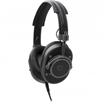 MH40 Over Ear Headphone Black Color